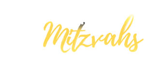 twin city mitzvahs logo on black