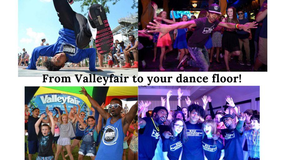 Total_Entertainment vendor directory expert_0000s_0006_4 slide From Valleyfair to your dance floor! (1)