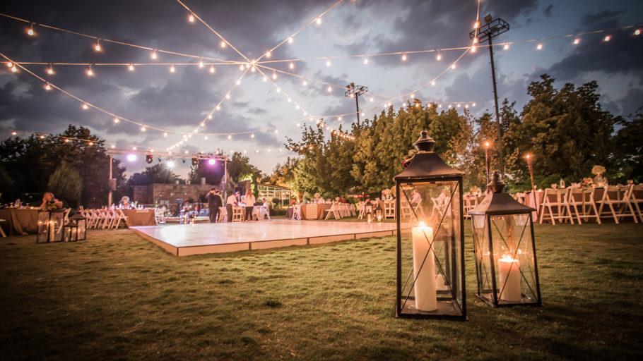 2021 Mitzvah Outdoor decor